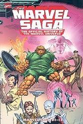 Essential Marvel Saga - Volume 1