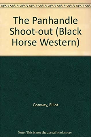 book cover of The Panhandle Shoot-Out