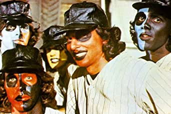 the warriors great image of the baseball furies 24x36