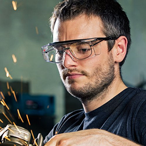The 8 best safety goggles for over glasses