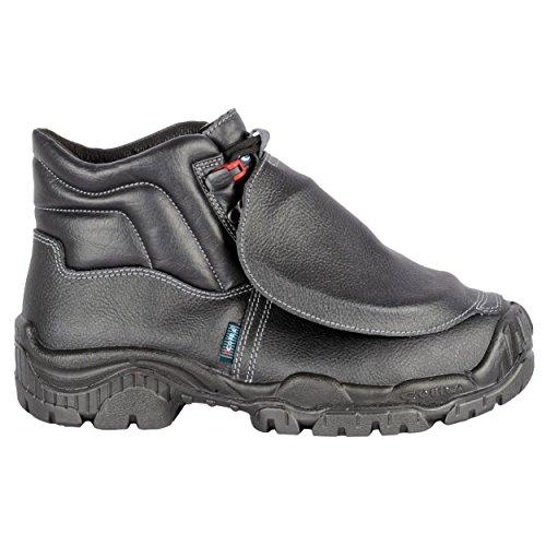 Cofra 31172-000.W47 Brunt S3 M SRC Chaussure de sécurité Taille 47 Noir