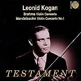 Brahms / Mendelssohn - Concertos pour violon