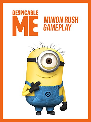 Clip: Despicable Me - Minion Rush Gameplay -