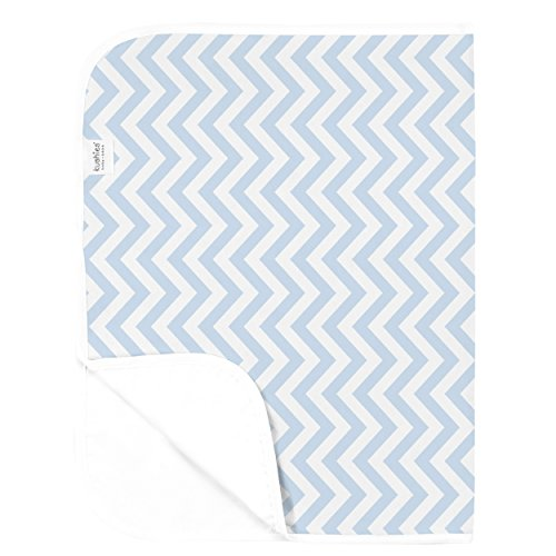 Kushies Baby Deluxe Change Chevron product image
