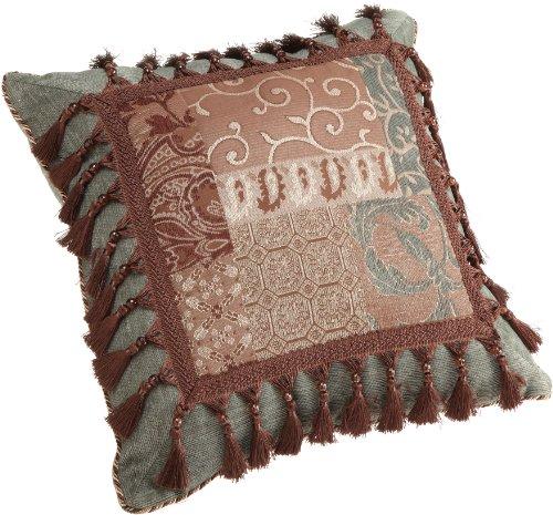 Croscill 2A0-580O0-6406/200 Galleria Fashion Pillow -