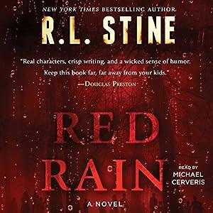 Red Rain Audiobook