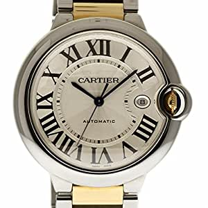 Cartier Ballon Bleu swiss-automatic mens Watch W69009Z3 (Certified Pre-owned)