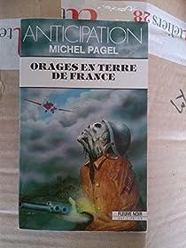 Orages en terre de France par Pagel