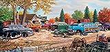 Junkyard Relics 1000 pc Jigsaw Puzzle