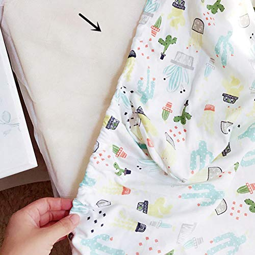 Amazon.com : Baby Bed Sheet Crib Sheet Cartoon Animal ...