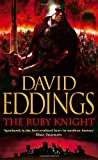 The Ruby Knight, David Eddings, 0586203737