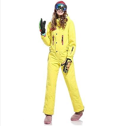 Womens Snow Suit One Piece >> Amazon Com Teslaluv One Piece Ski Suit Women S Snowboard