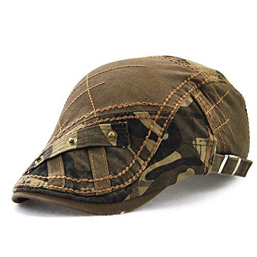f300ac2380c9e Impression 1 PCS Boinas Ocio Retro Hat Gorra de golf Sombrero de Sol  Deporte al Aire