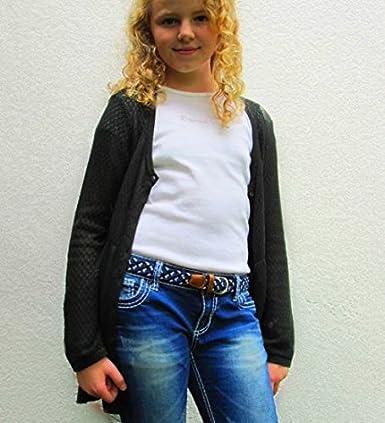 aa2d2daaae Größe 122-182 70-100 cm Hüftumfang ekkstrafein Stretchgürtel Kindergürtel  Gürtel Mädchen dehnbar elastisch