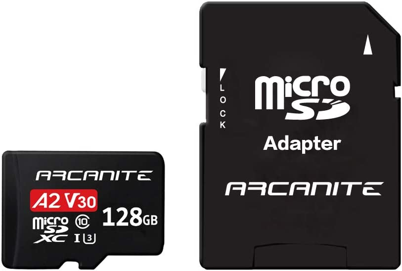 arcanite high quality sd card for storage