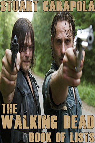 the walking dead book of lists
