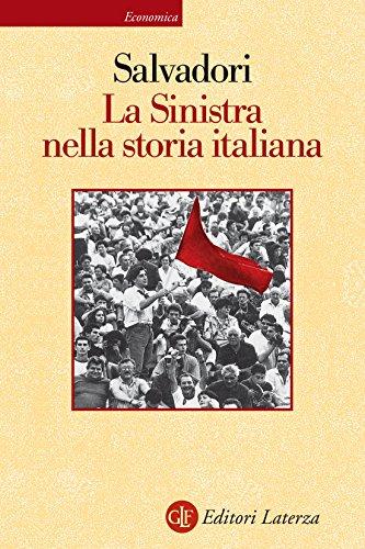Amazon.com: La Sinistra nella storia italiana (Italian ...