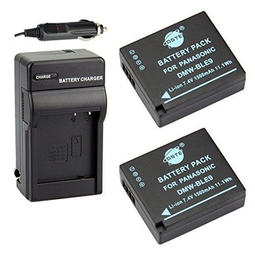 DSTE DMW BLE9 Panasonic DMW BLE9E DMW BLG10