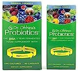Cheap Dr. Ohhira's Probiotics, Original Formula, 60 Caps with Bonus 10 Capsule Travel Pack