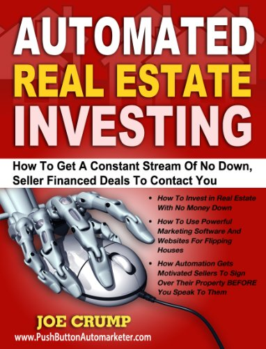 Automated Real Estate Investing Constant ebook product image