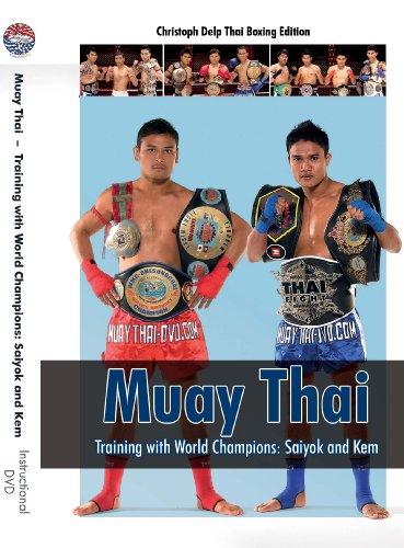 Muay Thai DVD - Training with World Champions: Saiyok and Kem - Muay Thai Punches