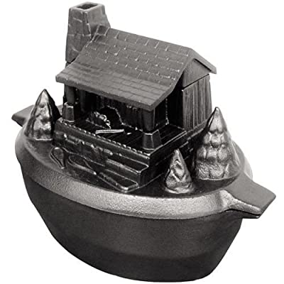 Amazon.com: John Wright Log Cabin Steamer: Wood Stove Steamer: Kitchen & Dining