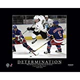 Frameworth 155-518 8x10 NHL Crosby Determination Plaque