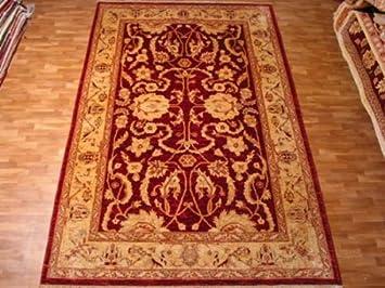 Teppich Zigler Aus Pakistan Rechteck 293 X 187 Cm Amazon De Kuche