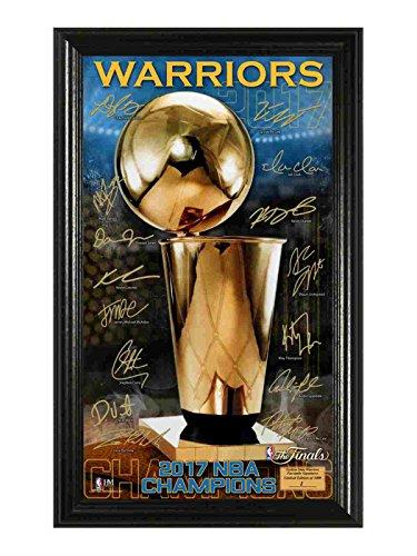 Golden State Warriors 2017 NBA Finals Champions