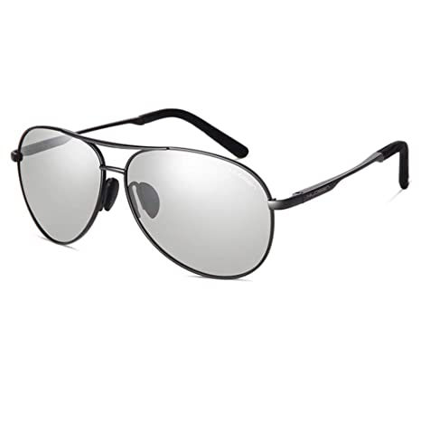 Amazon.com: AMCER Classic Aviator Gafas de sol, polarizadas ...