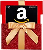 Amazon.com Gift Card in Gift Box Reveal (Classic Black Card Design)