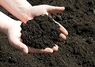100% Certified Organic Garden Soil with Earthworm Castings