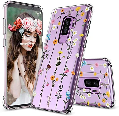 Coque fleur Samsung Galaxy S9 Plus