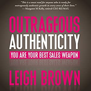 Outrageous Authenticity Audiobook