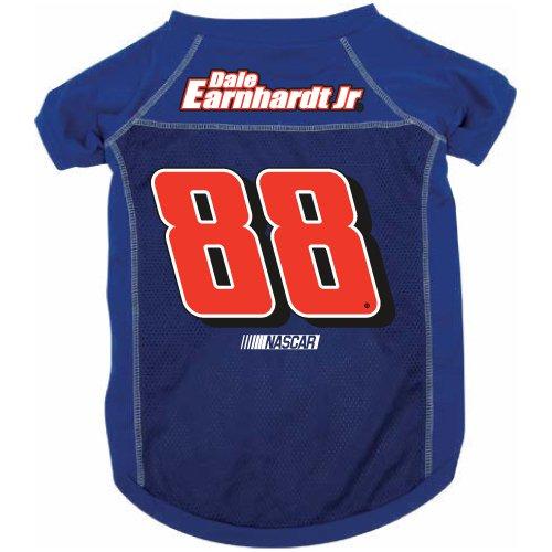 AR Dale Earnhardt Jr. Pet Jersey with Patch, Team Color, Large ()