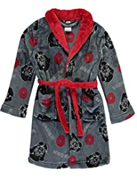 Star Wars Darth Vader Gray Plush Robe for boys