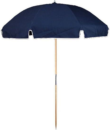 Frankford Umbrella 6.5 ft. Shade Star Ashwood Beach Umbrella