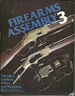 amazon com official nra guide to firearms assembly pistols and rh amazon com Cat Assembly Guide Light Assembly Guides
