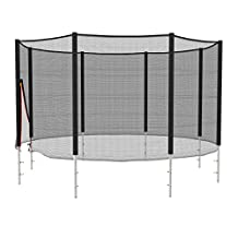 8ft Replacement Netting For Trampoline Enclosure by Howleys