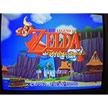 GAMECUBE ZELDA BUNDLE-JET BLACK - Game Boy Advance