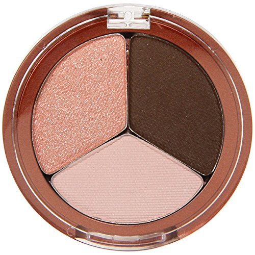 Mineral Fusion Eye Shadow Trio, Rose Gold, .1 Ounce