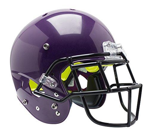 Schutt Sports Youth AiR Standard V Football Helmet (Faceguard Not Included), Purple, Small -