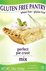 The Gluten-Free Pantry Perfect Pie Crust Mix, 16-Ounce Boxes (Pack of 6)