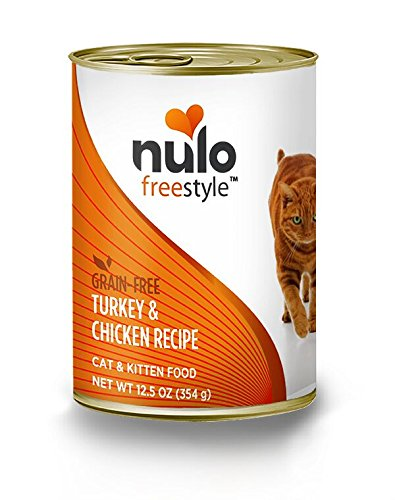 2. Nulo Freestyle Adult & Kitten - Best for Grain-Free Benefits