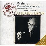 Brahms: Piano Concerto No. 1 / Franck: Symphonic Variations / Litolff: Scherzo