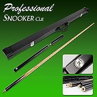 Top Grade AAA 3pcs Style Snooker Cue Billiard Aluminium Casing American Ash Wood