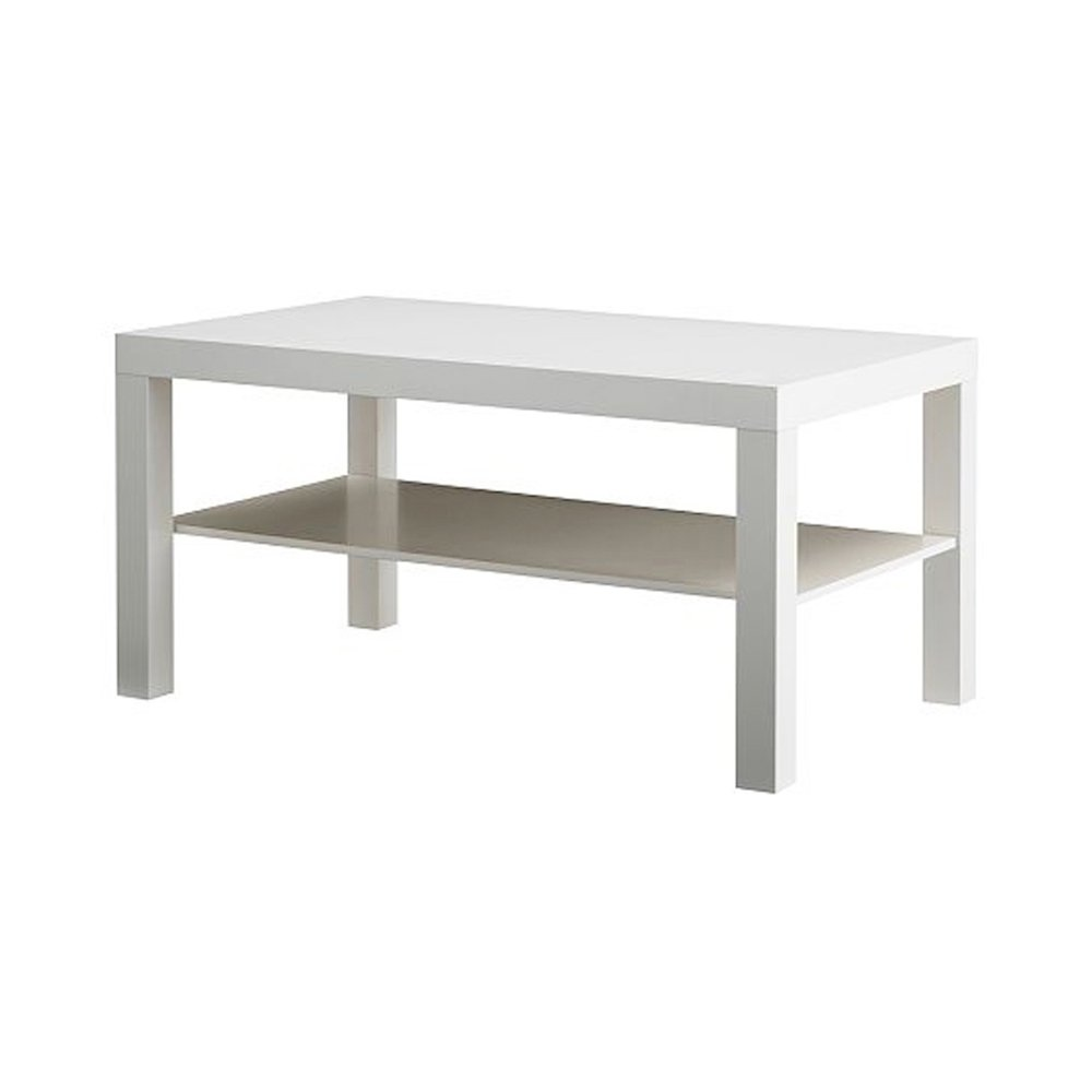 ikea lack coffee table white ebay. Black Bedroom Furniture Sets. Home Design Ideas