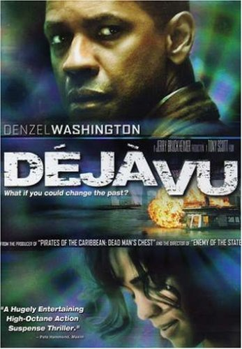 Deja Vu (Bilingual) Denzel Washington Val Kilmer Paula Patton Adam Goldberg