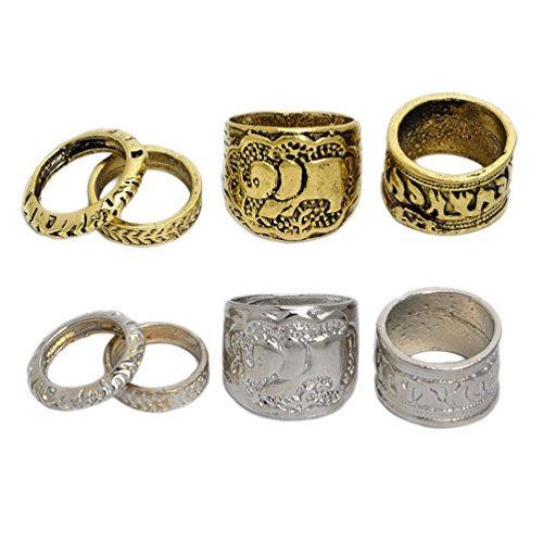 UHANGETH-Retro-Rings-Fashion-Rings-Hollow-Carved-Flowers-Joint-Knuckle-Rings-Sets