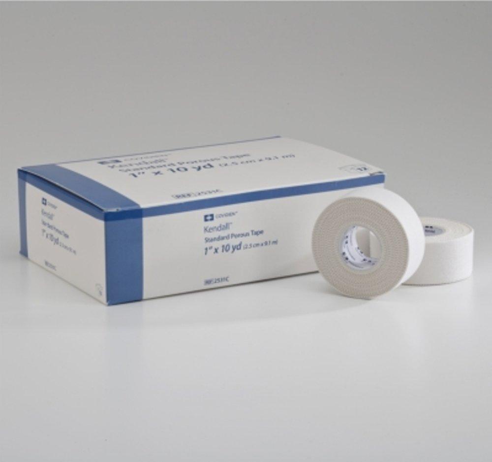 Kendall Standard Porous Tape 2'' x 10 yds